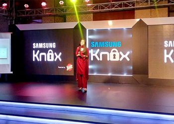 LMKT presents at Samsung Knox roadshow