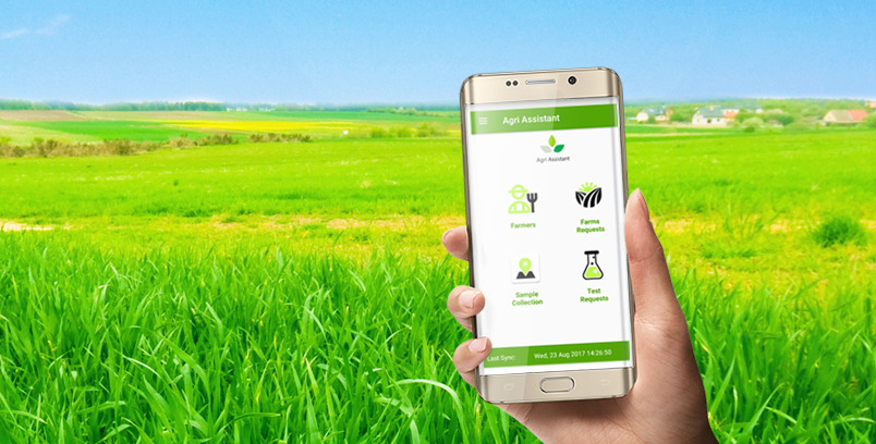Agri Assistant Digital Farming App for Department of Agriculture