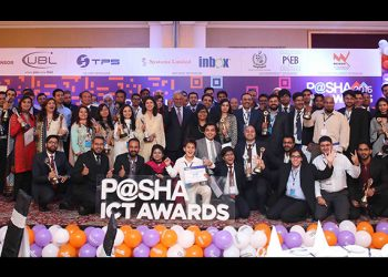 LMKT gets recognized at the 13th Annual P@sha ICT Awards in Multiple Categories