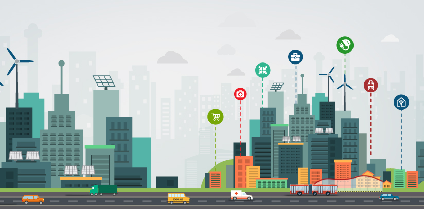 Big News Day >> Smart Cities - LMKT