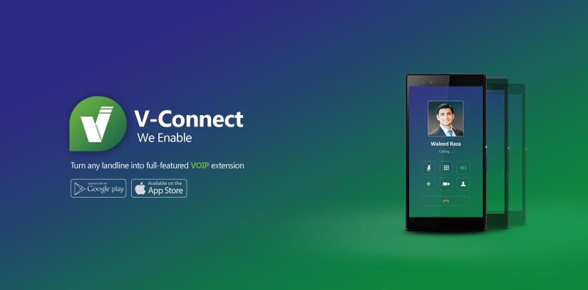 V-Connect: Unified collaboration platform