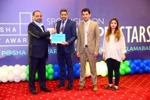 Jaudat Shaikh, Director Software Engineering Receives Award for Security Applications