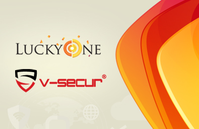 V-Secur deployment at LuckyOne