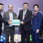 Nouman Hashmi receives award for Government & Public Services