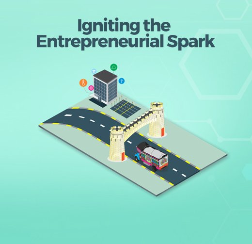 LMKT Spark: National incubation center Peshawar