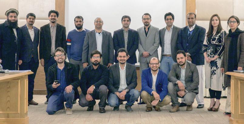 NIC Peshawar Advisory Board