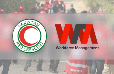 Pakistan Red Crescent Society Workforce Management Implementation
