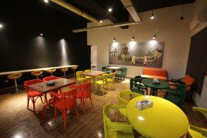 NIC Peshawar Cafeteria