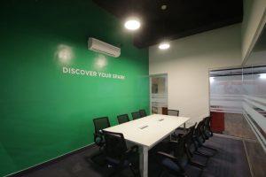 NIC Peshawar - Meeting Room