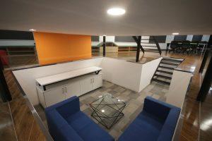 NIC Peshawar - Meeting Spaces