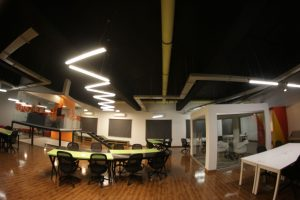 NIC Peshawar - Incubation Space