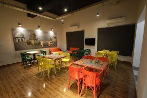NIC Peshawar - Cafeteria