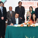 LMKT signs contract for NIC Karachi