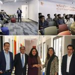 NIC Peshawar's first cohort goes live