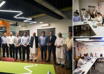 NIC Peshawar's Second Cohort Continues Innovation Streak