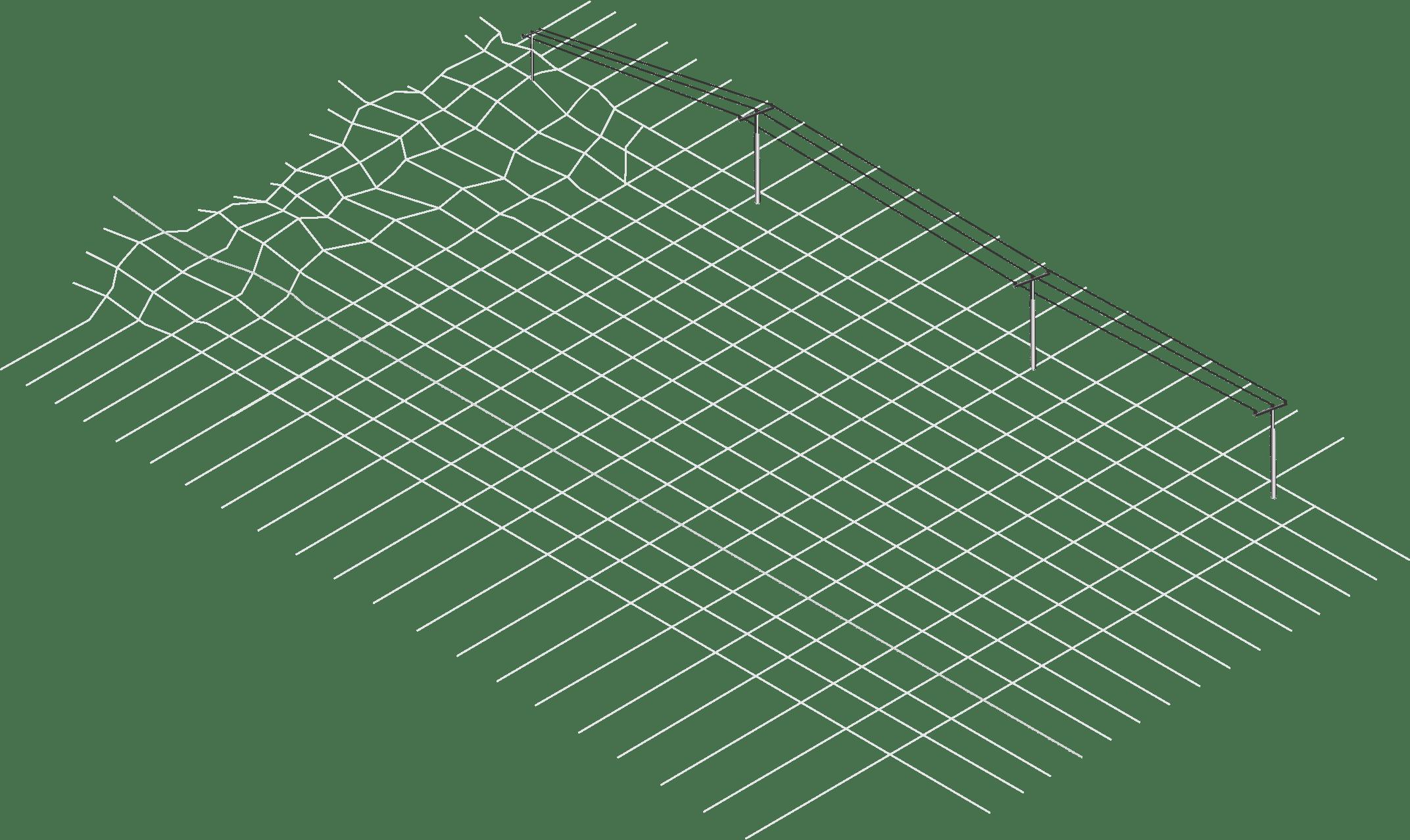 Agri-tech mesh